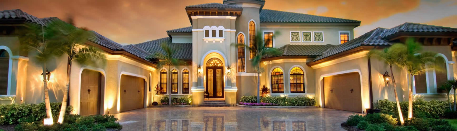 An image of a FLorida style home, home inspections, advanced home inspections of florida