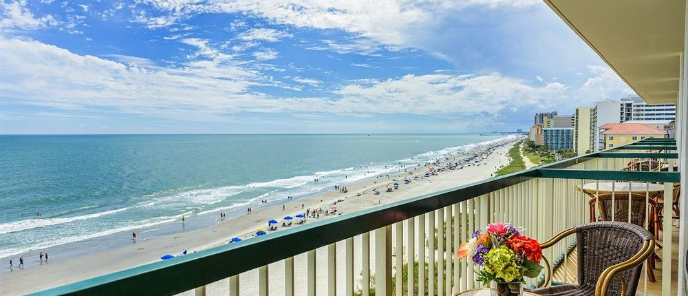 Advanced Home Inspections of Florida inspects balconies